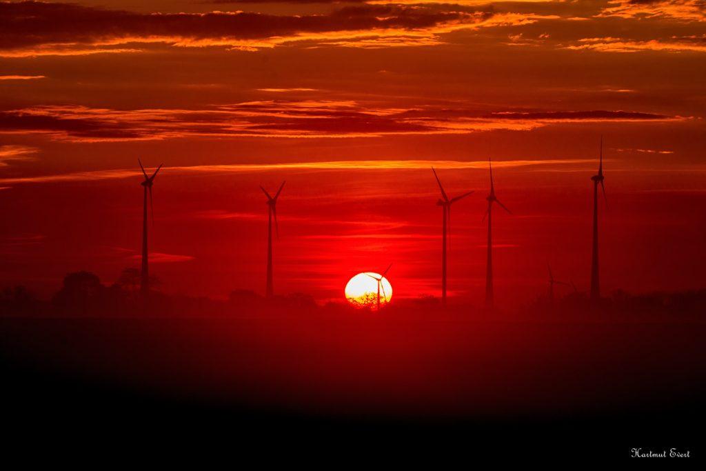 Wind- und Sonnenergie © Hartmut Evert