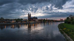 Magdeburg an der Elbe © Mike Selinger / Team Mitte