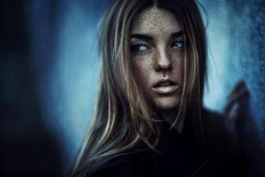 Portrait by Jean Noir
