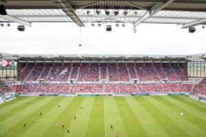 Mainz 05 gegen Hannover 96