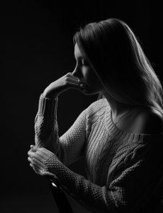 Lichtsetzung in der Portraitfotografie © Antonia Moers