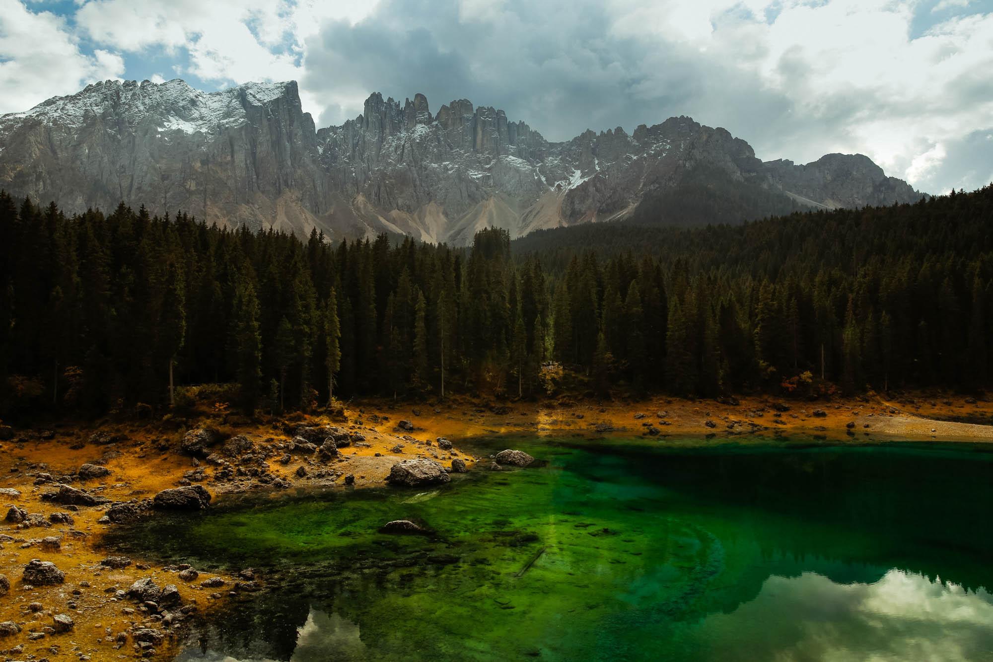 Südtirol Karer See © Kevin Winterhoff