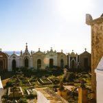 Korsika - Friedhof Bonifacio © Kevin Winterhoff