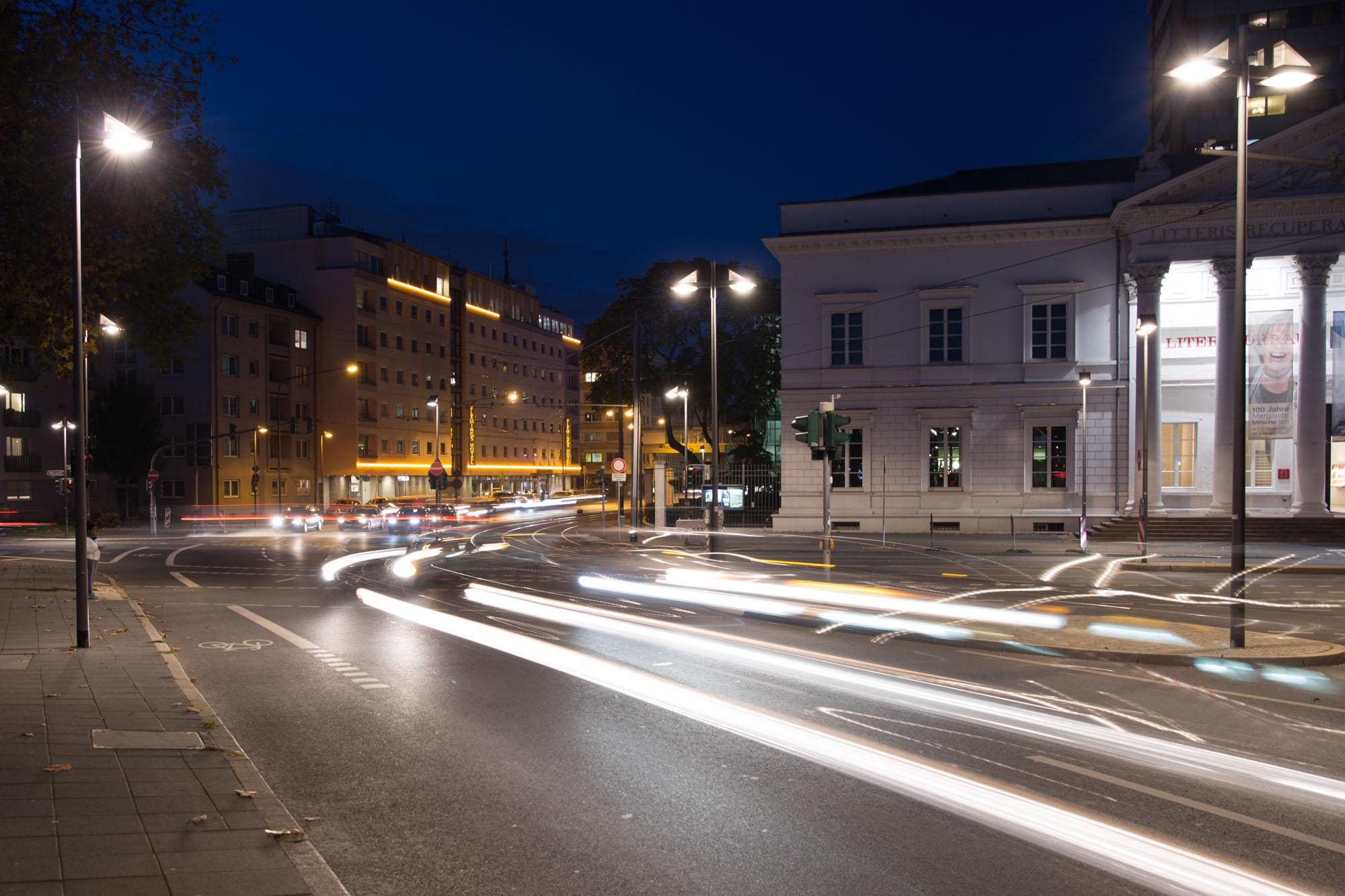 Nachtfotografie © Antonia Moers