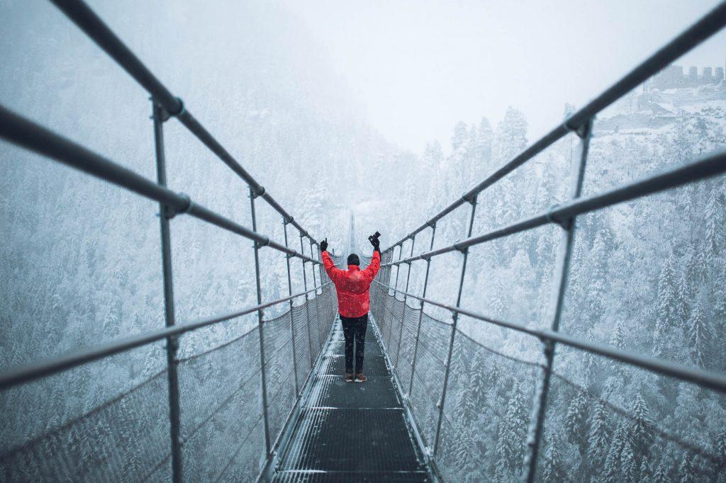 Brücke © Alina Schessler