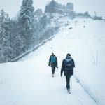 Winterwanderung © Alina Schessler