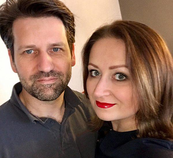 Bob van Ooik & Olga Vasilkova