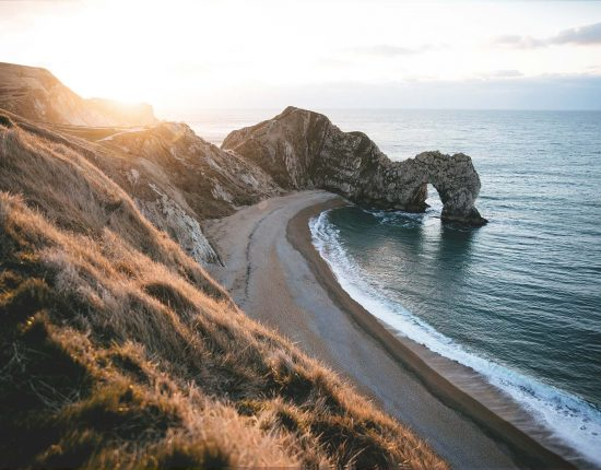 Durdle Door © Maike Descher