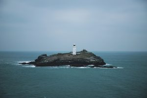 Godrevy Lighthouse © Maike Descher