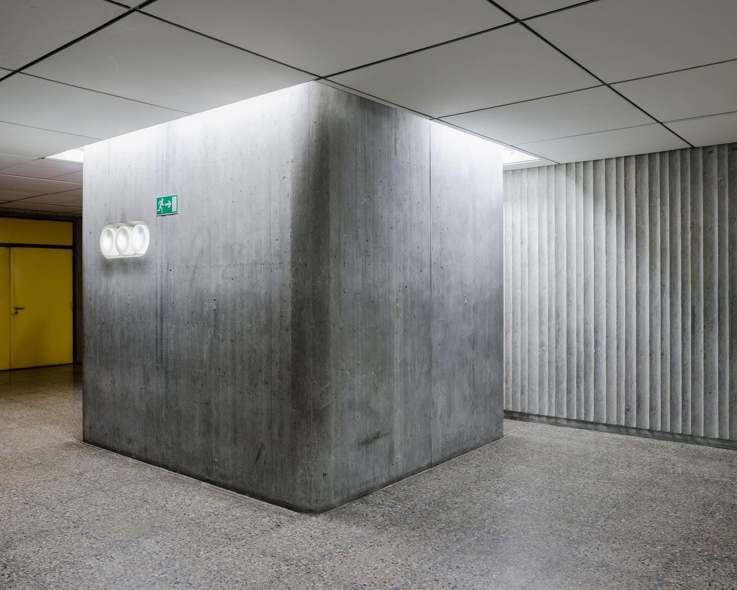 Innenraum © Fabian Stransky