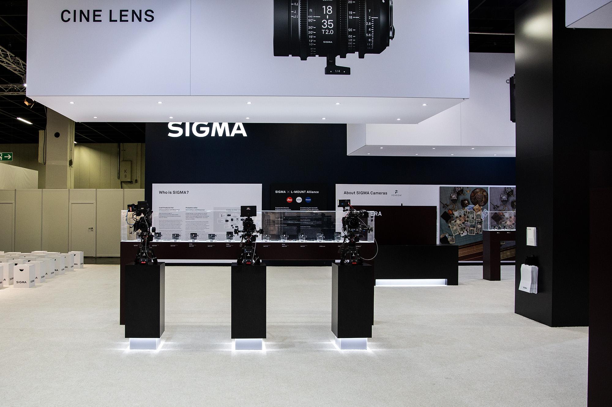 SIGMA Photokina 2018