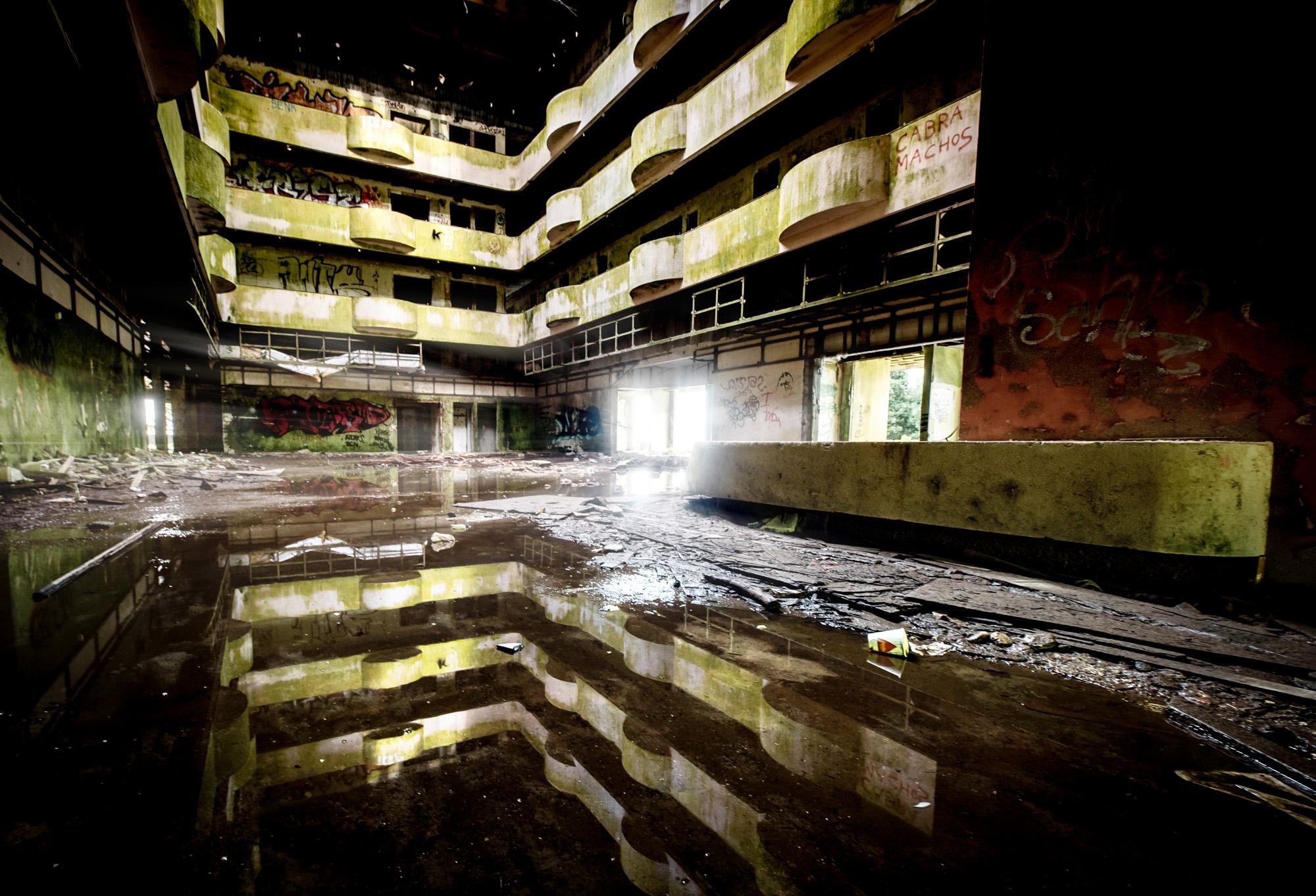 Lost Hotel © Stefan Liebermann