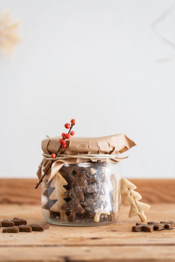 Selbstgemachte Weihnachtsgeschenke © Sylwia Gervais