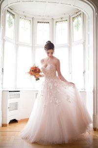 Styled Bridal Shooting © Antonia Moers