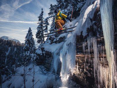 Extrem Ski und Snowboarden © Christoph Jorda