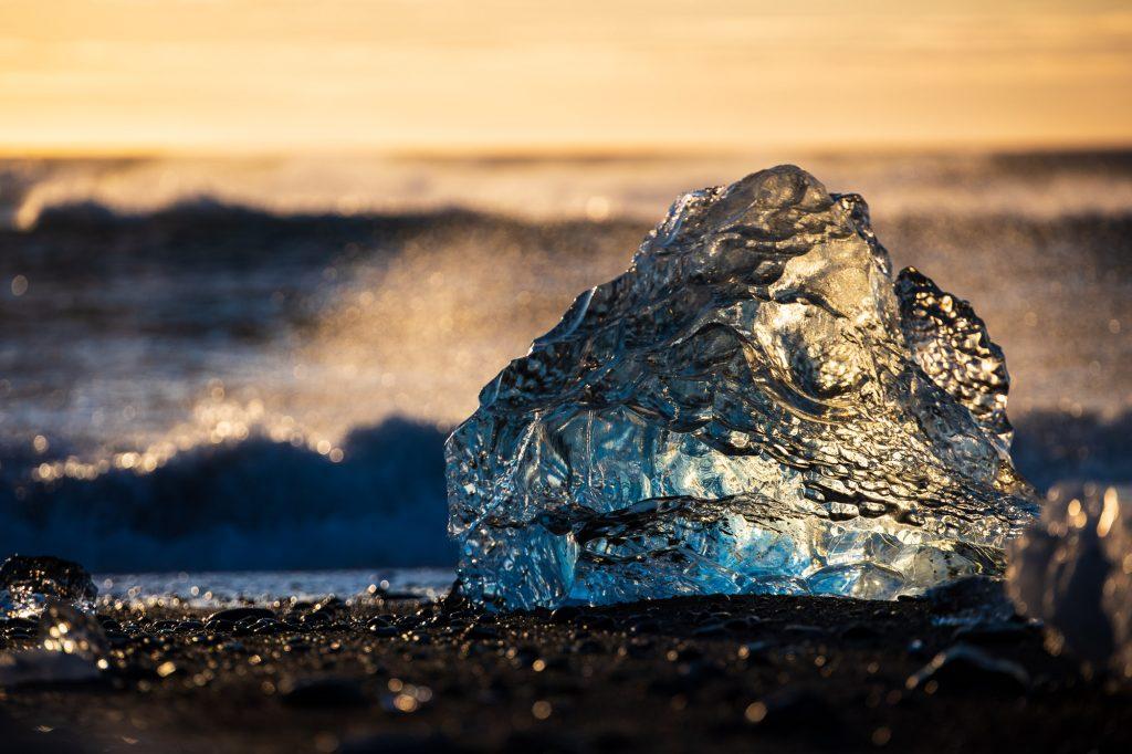 Diamond Beach © Stephan Wiesner