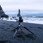 Reynisfjara Den schwarzen Strand von Vik fotografieren © Stephan Wiesner