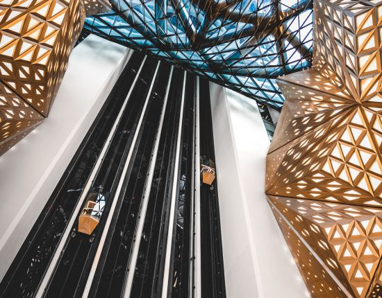 Vertikale Perspektiven © Chris Martin Scholl