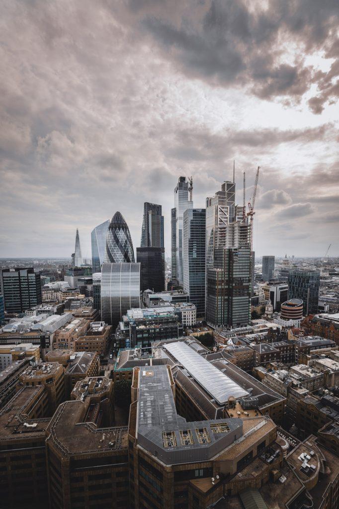 Futuristisches London – festgehalten mit dem SIGMA 14-24mm F2,8 DG HSM | Art © Chris Martin Scholl