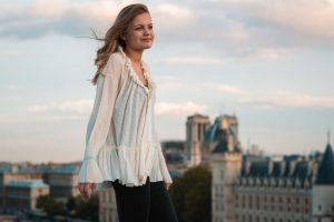 SIGMA Premium Lenses for Premium Places – Portraits in Paris