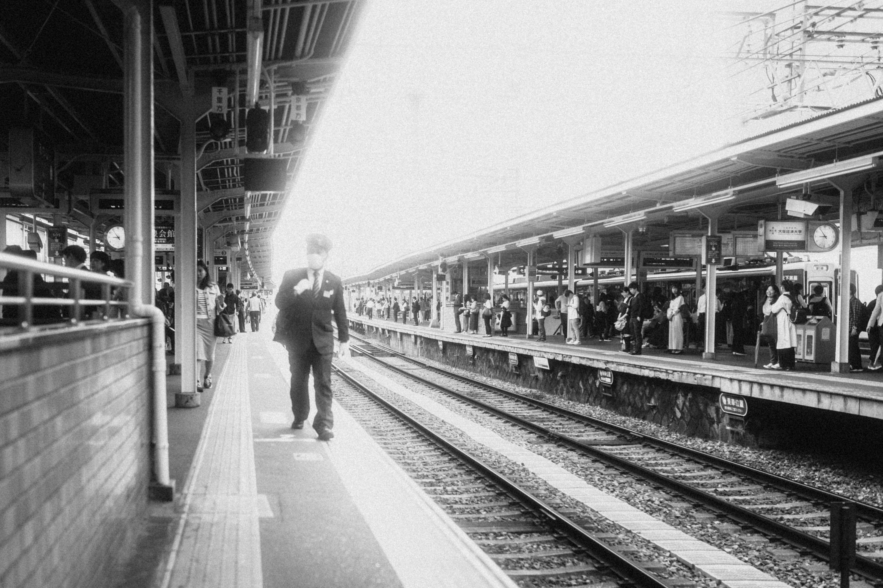 Street Photography in Japan mit dem SIGMA 35mm F1,4 DG HSM | Art © Kim Pottkämper