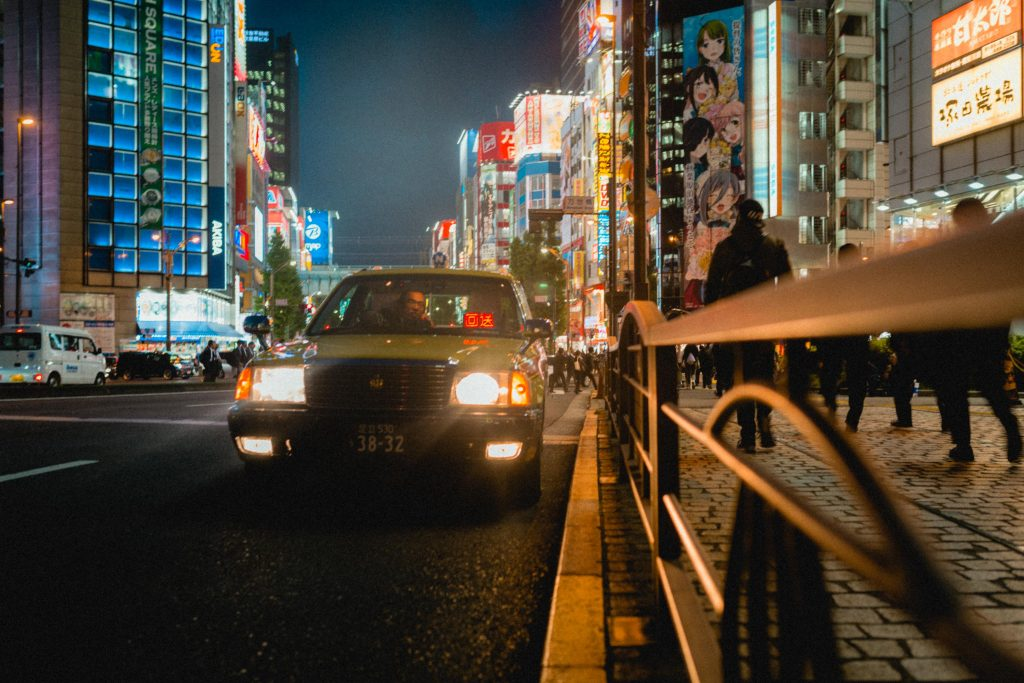 Streetphotography in Japan mit dem SIGMA 35mm F1,4 DG HSM | Art © Kim Pottkämper