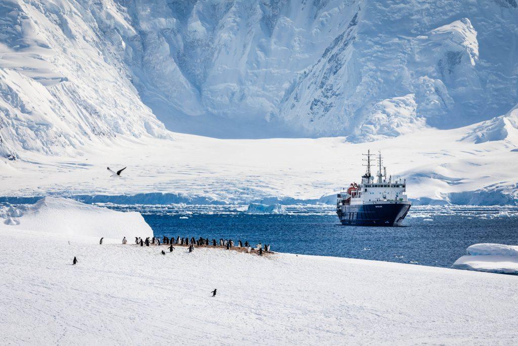 Antarkrtis - Eine Wüste aus Schnee und Eis © Maximilian Draeger