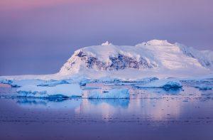 Antarktis - Eine Wüste aus Schnee und Eis © Maximilian Draeger