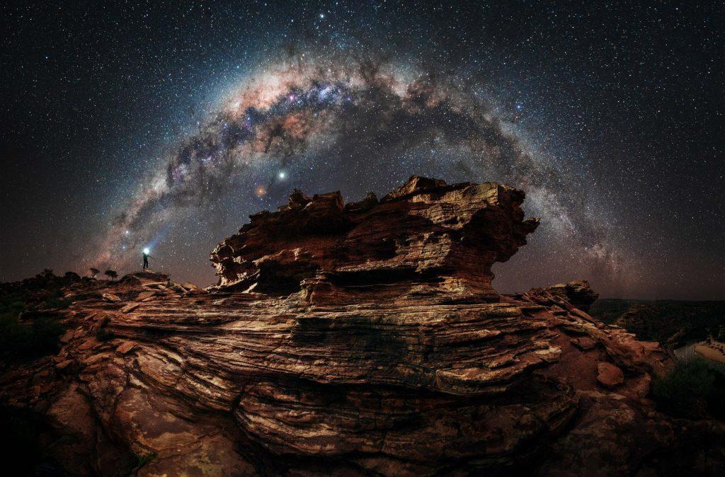 Astrofotografie in Westaustralien © Stefan Liebermann