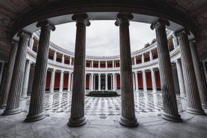Unterwegs in Athen: Eine Stadt zwischen Antike und Moderne © Chris Martin Scholl