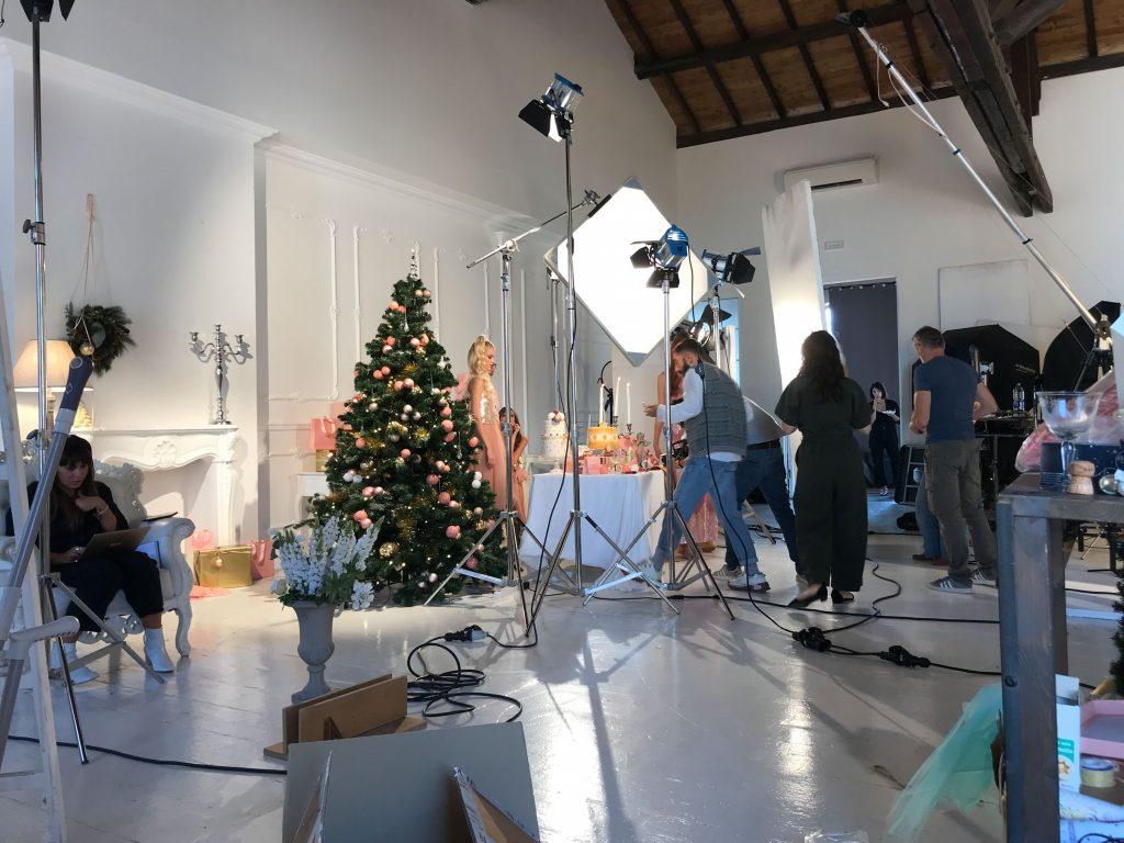 Wie läuft eine Beauty-Kampagne ab? – Behind the Scenes einer Produktion in Mailand © Natascha Lindemann