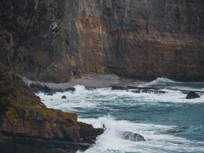 Vom Winde verweht: Zwischen Normandie und Bretagne, eine Reise entlang der Küste Nordfrankreichs © Johannes Hulsch