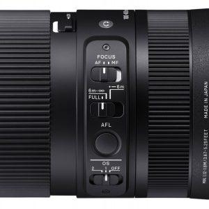 Das neue SIGMA 100-400mm F5-6,3 DG DN OS | Contemporary im Fokus