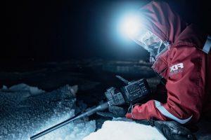 Mit SIGMA in der Polarnacht © Lukas Piotrowski
