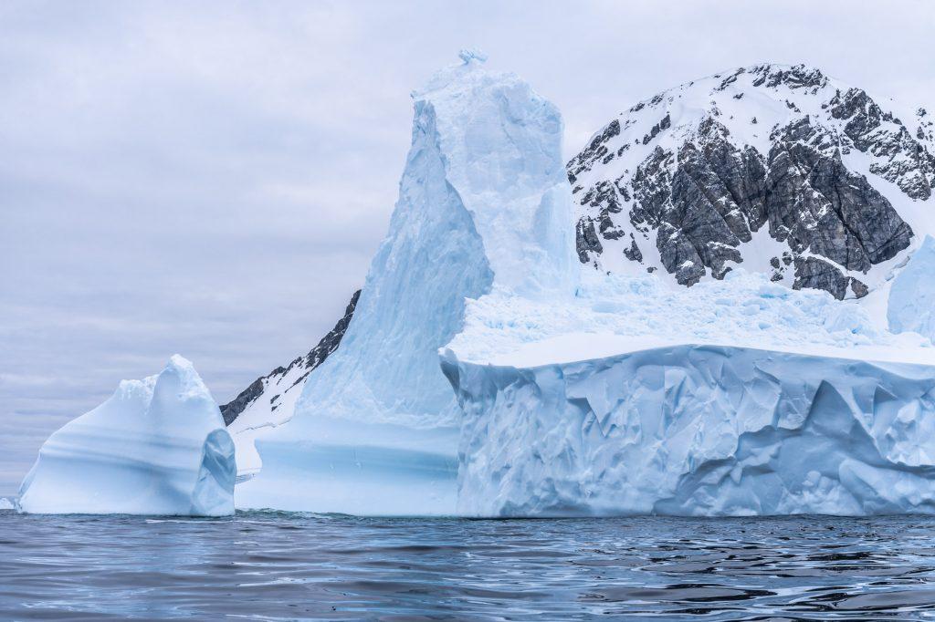 Die Antarktis bereisen mit der SIGMA fp © Hubert Neufeld