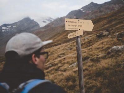 Durch die Alpen © Maike Descher