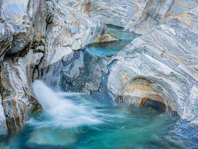 Unterwegs in Lavertezzo © Mark Ford