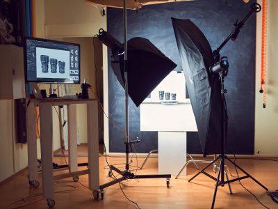Ausflug in die Produkfotografie © Frank Jurisch