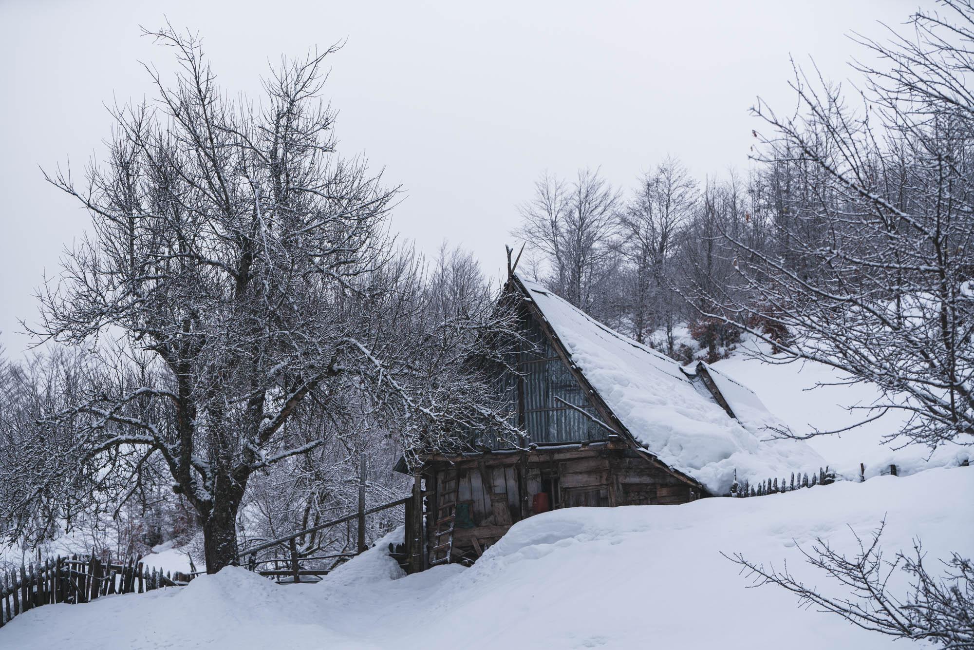 Winter in Albanien - Teil 1 © Johannes Hulsch