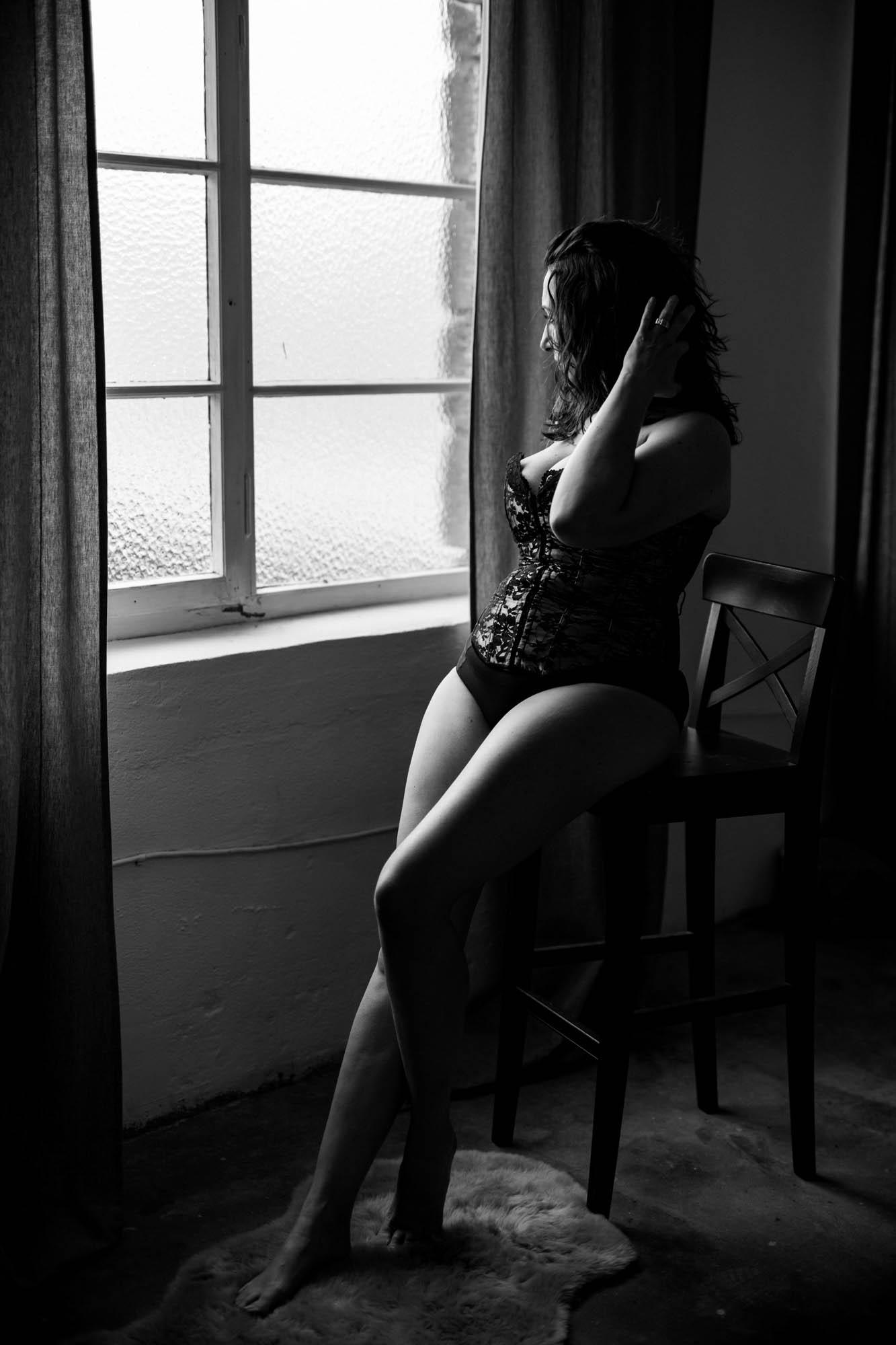 FABULOUS FORTY - ein sinnliches Fotoprojekt mit Frauen um die 40. © Nadine Wisser