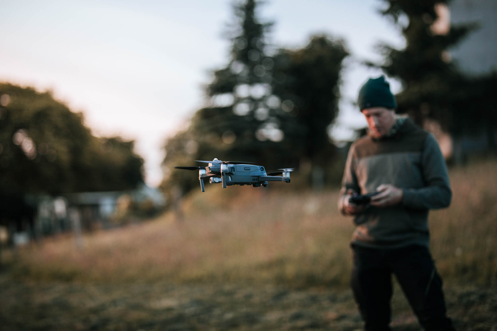 "Kitzretter - ""Bambi"" retten mit der Drohne © Kevin Winterhoff"