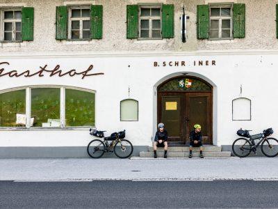 Trans Schnitzel – Mit dem Gravelbike quer durch Österreich © Maximilian Draeger