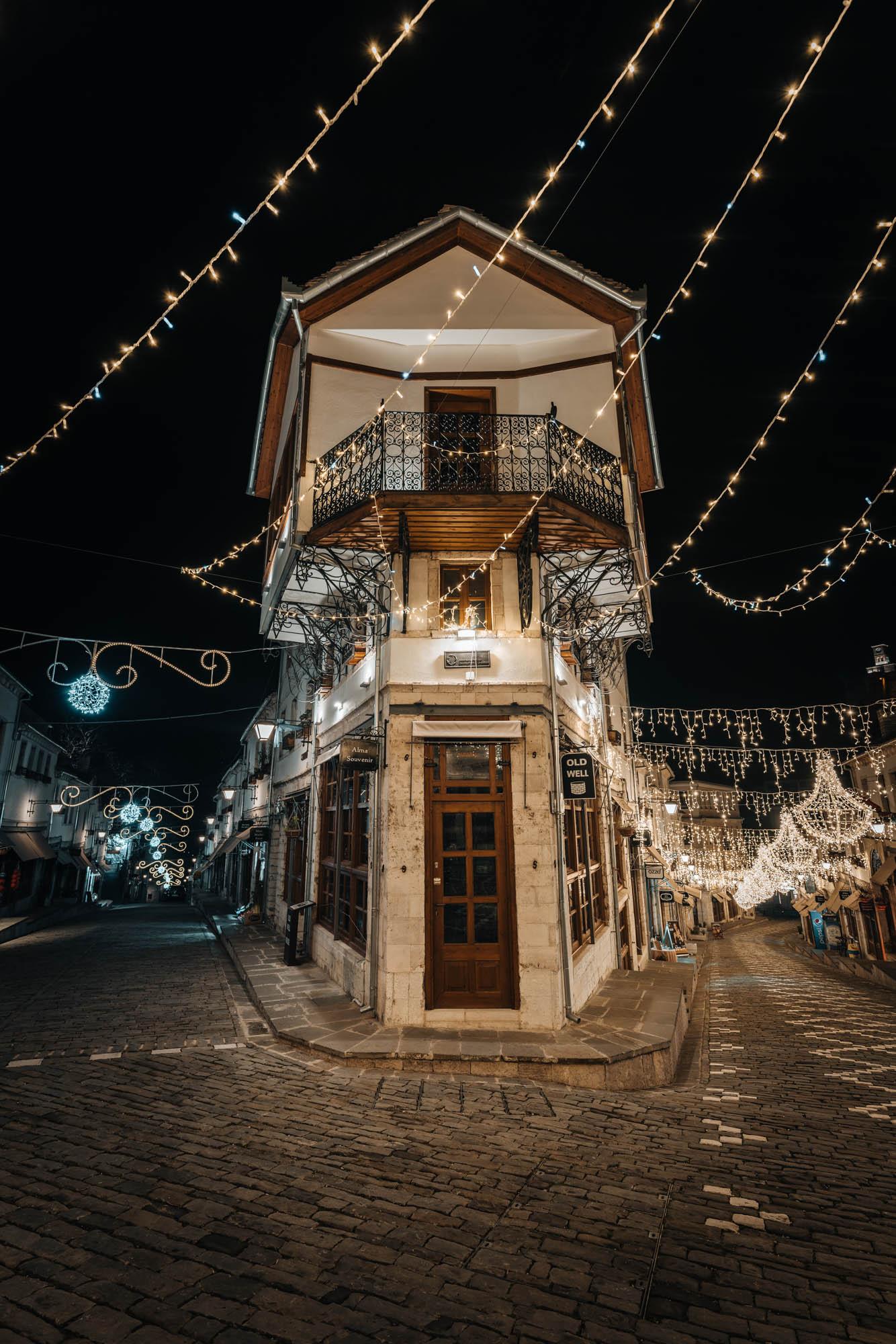 Winter in Albanien – Teil 3: Die sonnige Riviera und kulturellen Schätze im Süden von Albanien © Johannes Hulsch