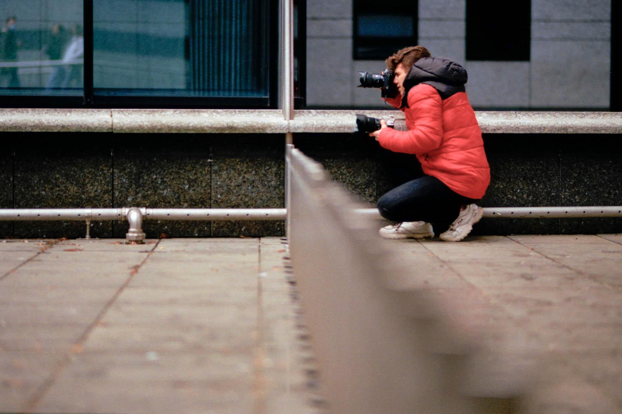 Analaogfotografie © Oliver Hilger