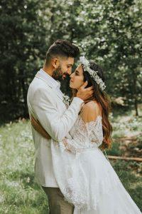 Mit Sympathie zu authentischen Hochzeitsfotos © Désirée Gehringer