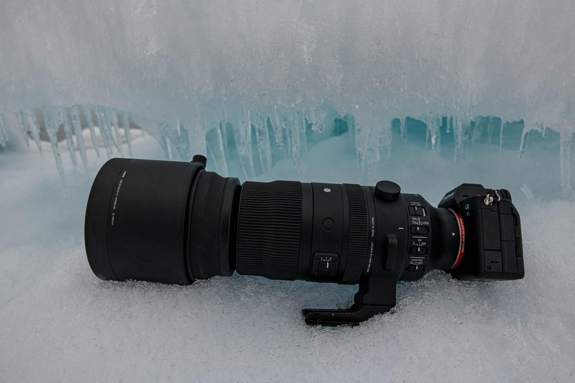 Arktisreise mit dem SIGMA 150-600mm F5-6,3 DG DN OS | Sports © Michael Ginzburg