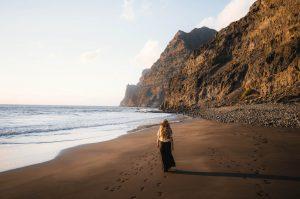 Playa de Güigüí - Abseits der Touristenpfade auf Gran Canaria mit der SIGMA fp-L © Johannes Hulsch
