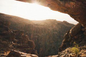 Arco del Coronadero - Abseits der Touristenpfade auf Gran Canaria mit der SIGMA fp-L © Johannes Hulsch