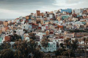 Barrio San Juan - Abseits der Touristenpfade auf Gran Canaria mit der SIGMA fp-L © Johannes Hulsch