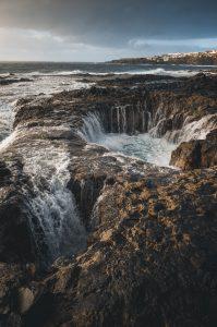 El Bufadero - Abseits der Touristenpfade auf Gran Canaria mit der SIGMA fp-L © Johannes Hulsch